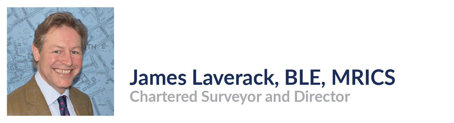 James Laverack, Chartered Surveyor and Director, John Taylors Estate Agents and Auctioneers