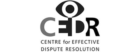 CEDR - Centre for Effect Dispute Resolution Logo