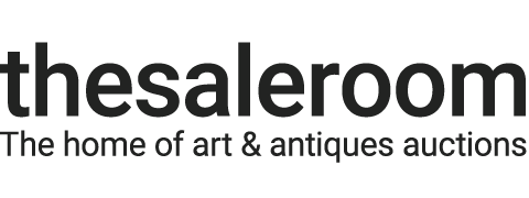 The Saleroom - Home of Art and Antique Auctions Logo
