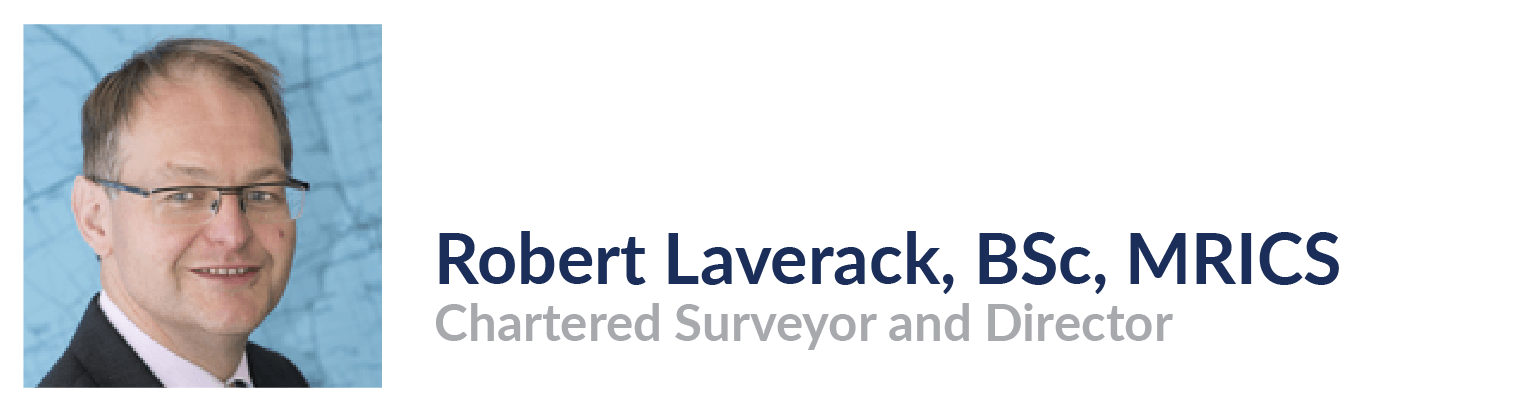 Robert Laverack, Chartered Surveyor and Director, John Taylors Estate Agents and Auctioneers