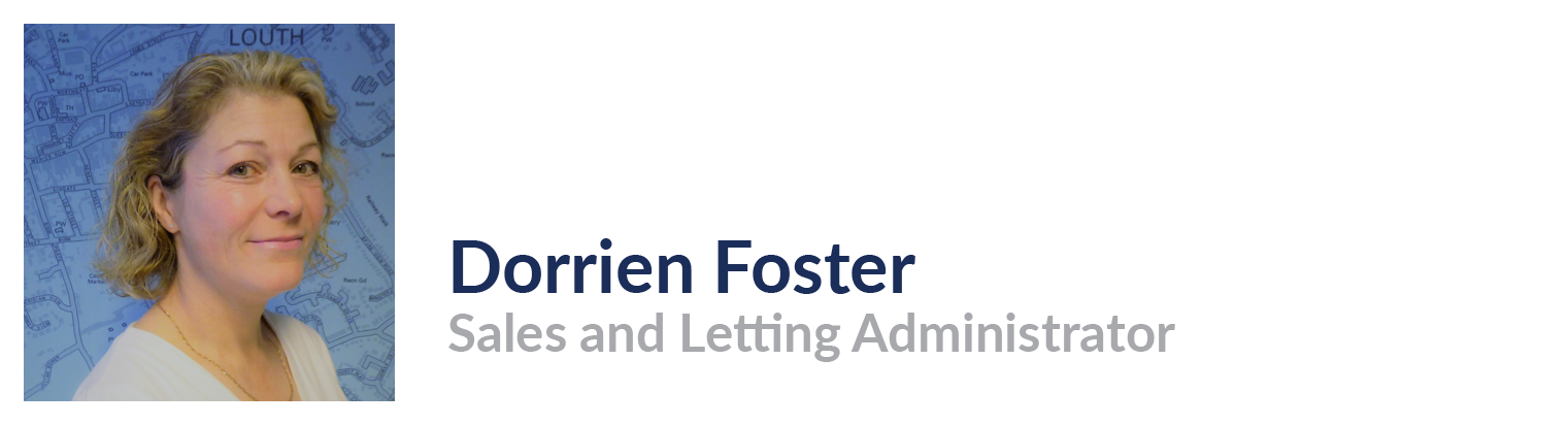 Dorien Foster, Sales and Lettings Administrator
