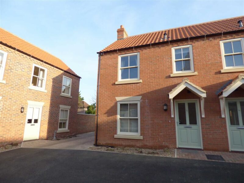 Betts Mews, Louth